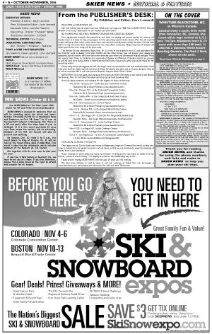 Get Ready for Ski Shows