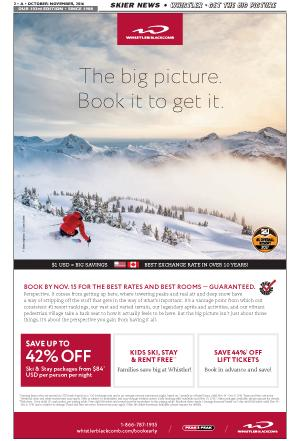Read about Whistler Deals