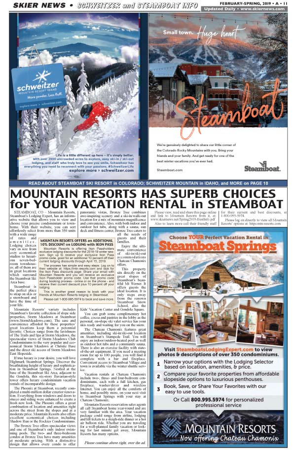 Salt Lake is Ski City