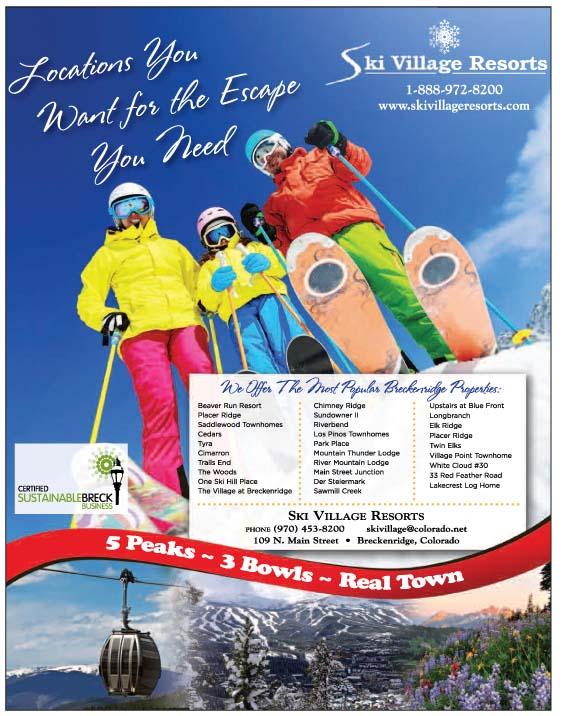 Ski Village-Breck